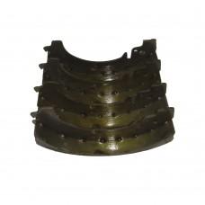 Колодка тормозная задняя ВАЗ 2101-07, FC961B, к-т