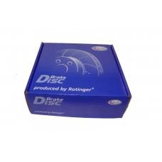 Диск тормозной передний Daewoo ESPERO, FC1337BD14