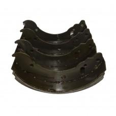 Тормозные колодки задние ГАЗ Баргузин, FC443B, к-т