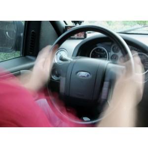 Биение в руль при торможении